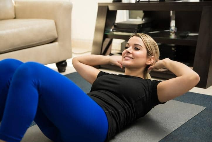Crunches Planks