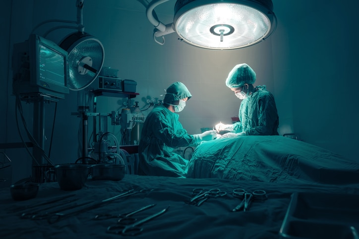 Plastic Surgery Operations