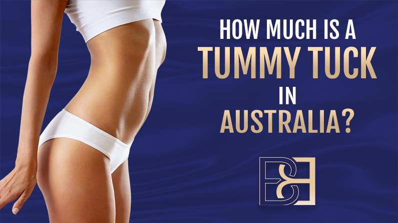 How much is a tummy tuck in Australia