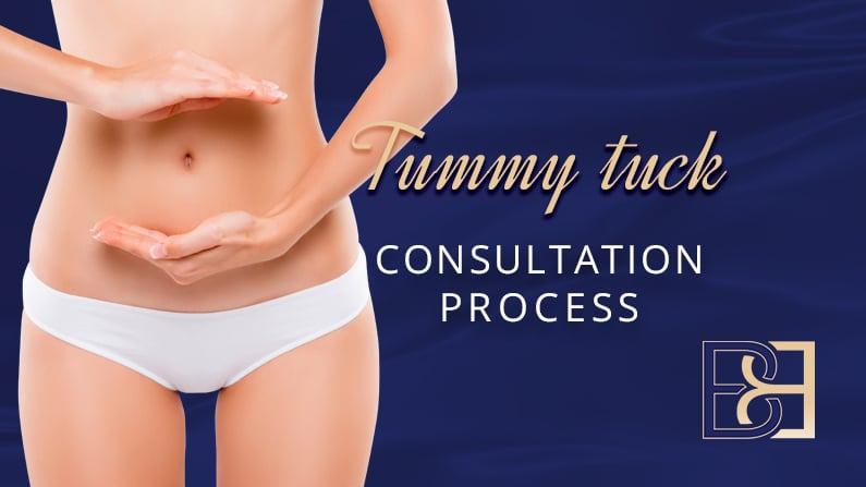 Tummy Tuck Consultation process Feature Image