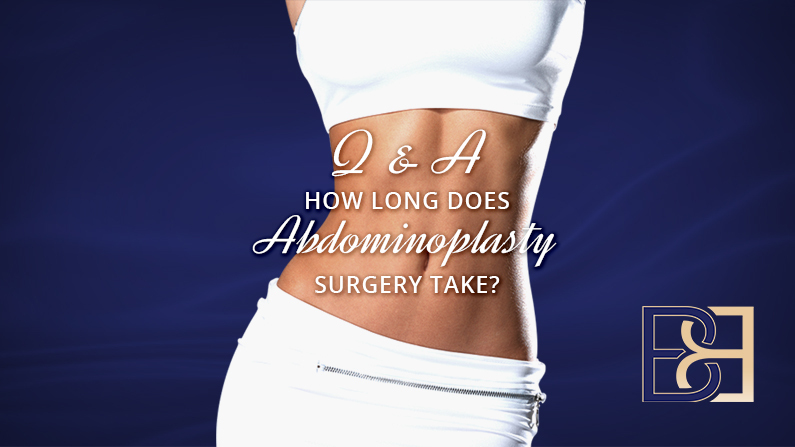 How Long does Tummy Tuck Surgery Take?