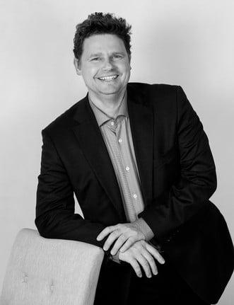 Dr Bernard Beldholm Portrait