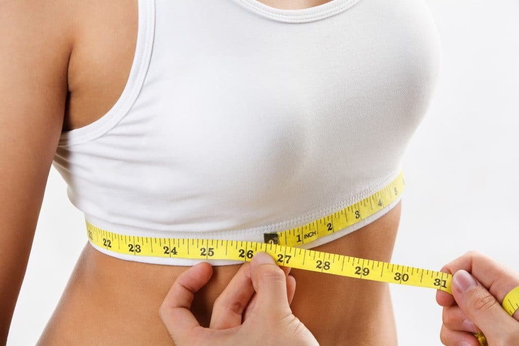 Bra Size Measurement Specialist Cosmetic Surgery